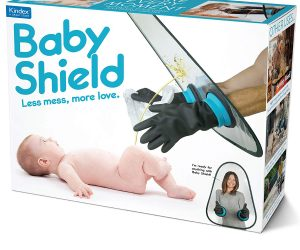 Baby Shield Prank Box
