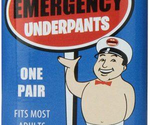 Emergency Underpants