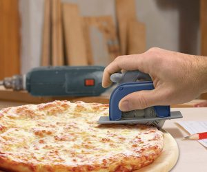 Fred Pizza Cutter