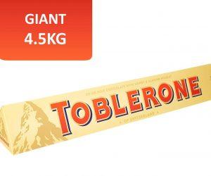 Giant Toblerone Bar