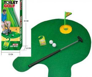 Potty Golf Game
