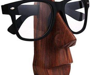 Wooden Eyewear Holder