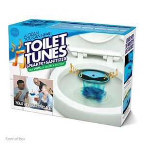 Prank Box Toilet Tunes