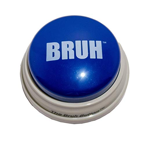 The Bruh Button Toy - A Real Life Blue Bruh Button Meme ...