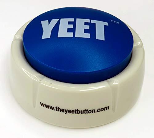 THE YEET BUTTON Toy - A Real Life Yeet Blue Button Meme ...